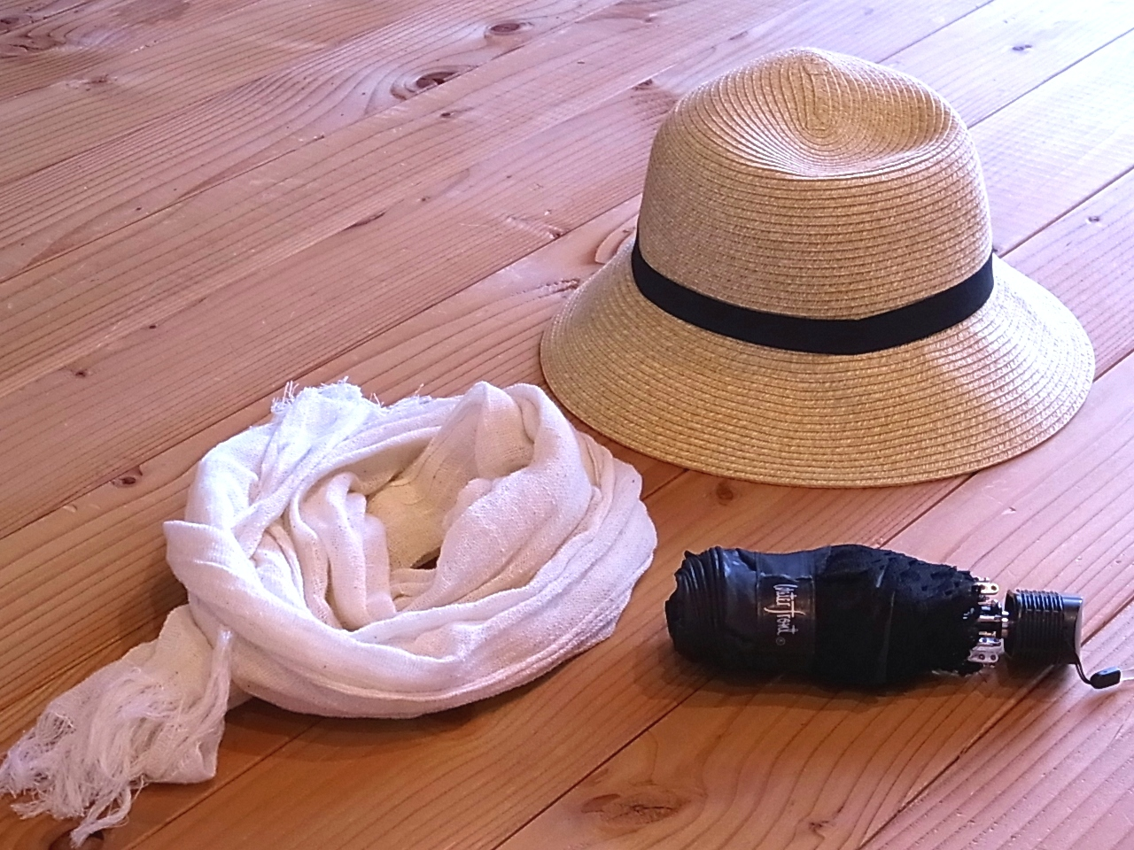 【まとめ】夏来る!あきゅ流日やけ対策 きほんの3対策