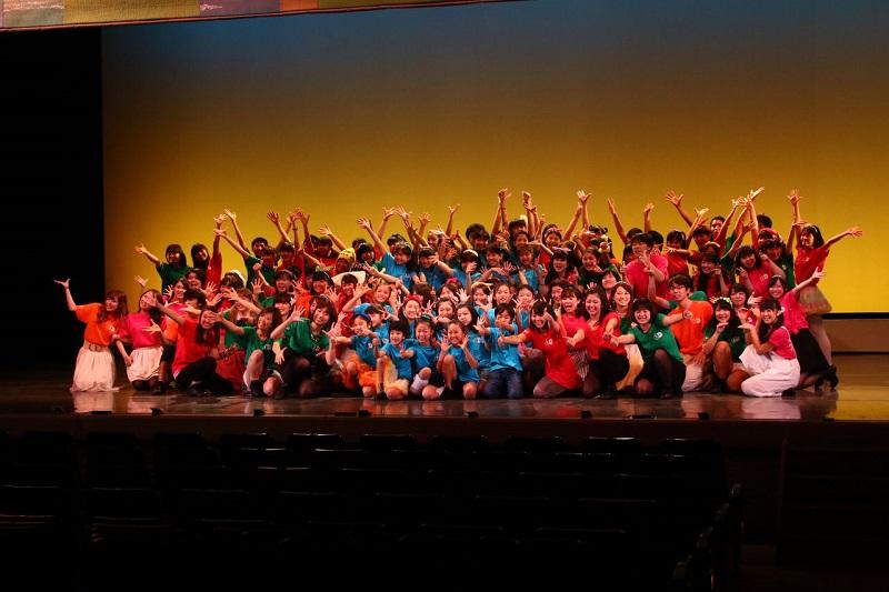 <2016文化祭>ダンス!ピエロ!リンボーダンス!?