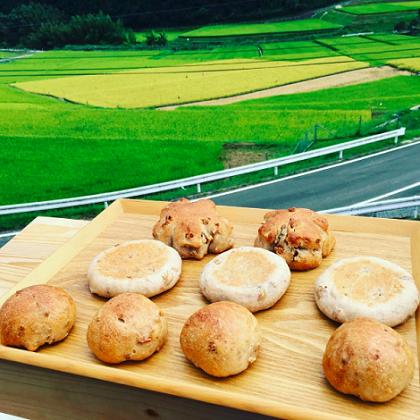 <2016文化祭>天然酵母のふわふわパンが山口県からやってきます!