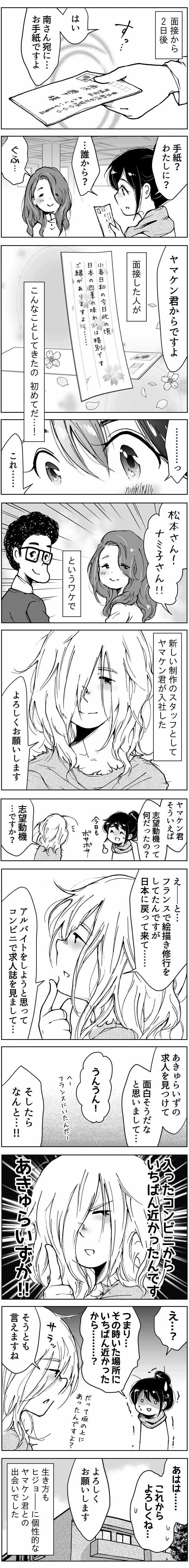 第35話 中途採用をしよう②〈...変な人!? 編〉