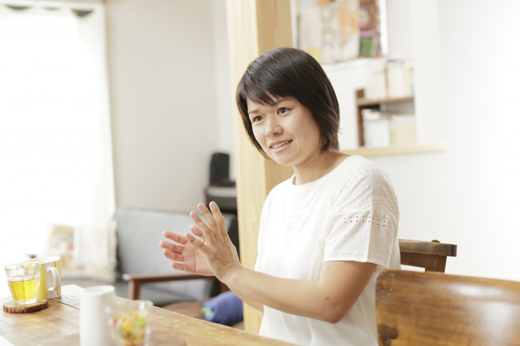 走ること、食べること、体の中からのスキンケアが健やかなお肌と心を養っています