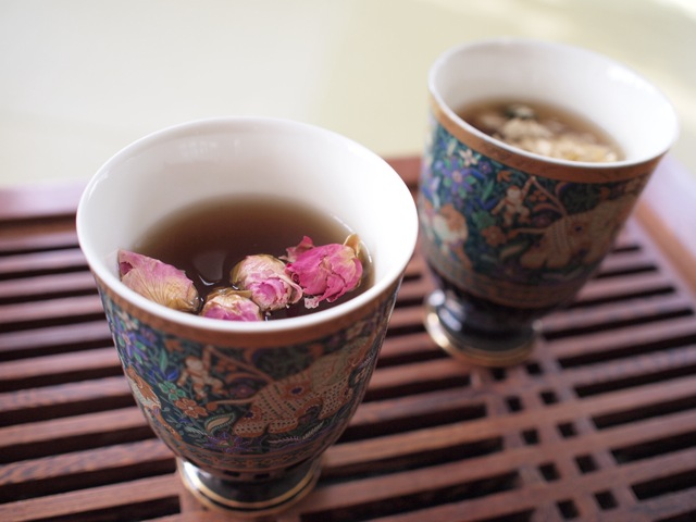 Vol.159 バラ茶